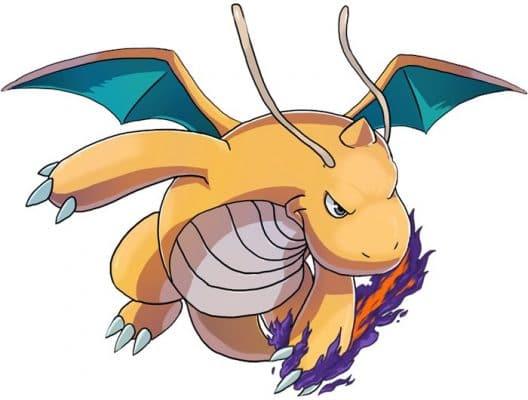 pokemon-go-Dragonite-528x400 Pokémon GO: Todas las categoría y su rareza - Guía Pokémon GO