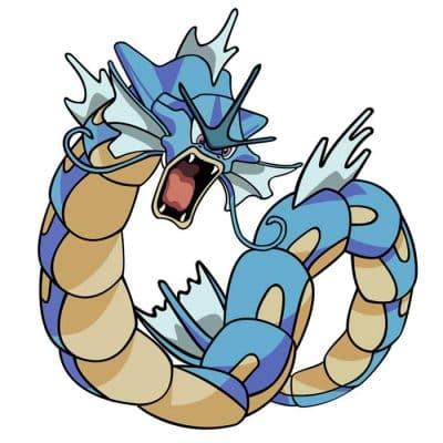 pokemon-go-Gyarados-400x400 Pokémon GO: Todas las categoría y su rareza - Guía Pokémon GO