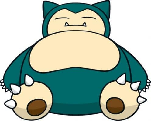 pokemon-go-Snorlax-497x400 Pokémon GO: Todas las categoría y su rareza - Guía Pokémon GO
