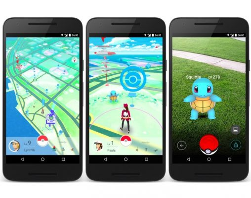 pokemon-go-android-508x400 Pokémon GO ya está disponible en España - Noticias Pokémon GO