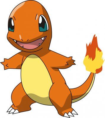 pokemon-go-charmander-art-355x400 Pokémon GO: Todas las categoría y su rareza - Guía Pokémon GO