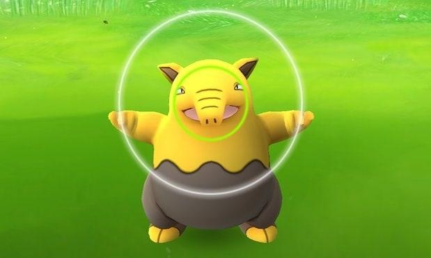 pokemon-go-circulo-verde Trucos Pokémon GO: Aprenda cómo lanzar Poké balls y conseguir puntos extras - Trucos Pokémon GO