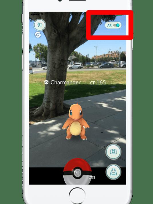 pokemon-go-como-desactivar-el-modo-AR Trucos Pokémon GO: Aprenda cómo lanzar Poké balls y conseguir puntos extras - Trucos Pokémon GO