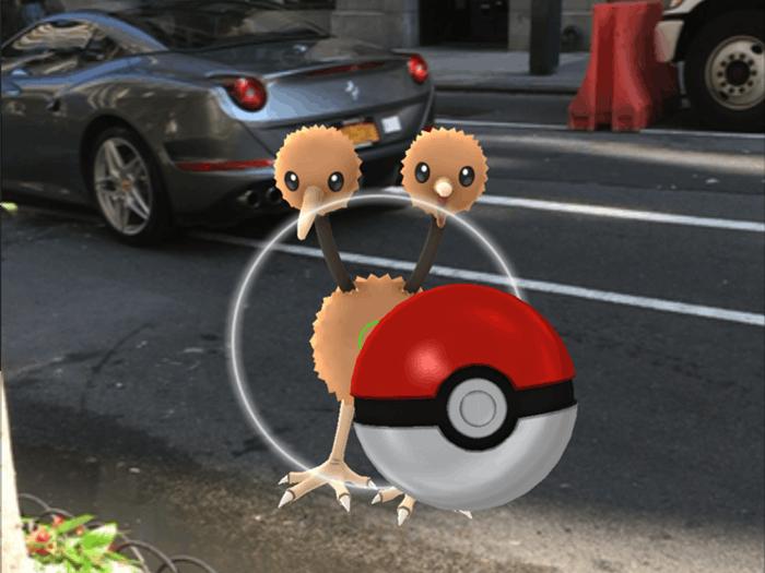 pokemon-go-el-circulo-de-captura Trucos Pokémon GO: Aprenda cómo lanzar Poké balls y conseguir puntos extras - Trucos Pokémon GO