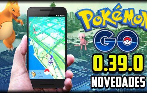 Pokémon GO APK: Lanzada actualización 0.39.0 para Android y 1.9.0 para iOS