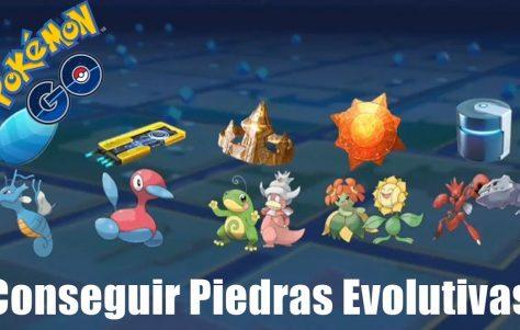 Cómo conseguir las piedras de evolución – Guía y trucos Pokémon GO
