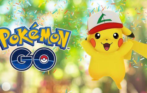 pokemon-go-primer-aniversario-pikachu-474x301 Pokémon GO celebra su primer aniversario - Noticias Pokémon GO