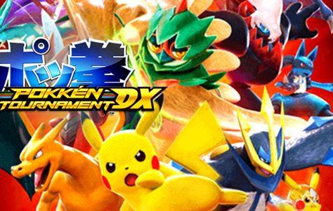 Tráiler de lanzamiento de Pokkén Tournament DX