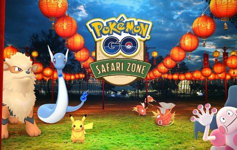 Evento del Año Nuevo Chino en el Festival de Linternas de Chiayi de Pokémon GO!