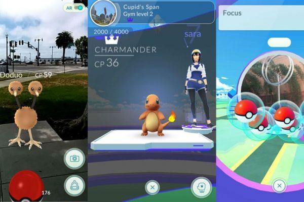 pokemon-go-600x400 Cómo incubar huevos y conseguir los mejores Pokémon raros en Pokémon Go - Guía Pokémon GO