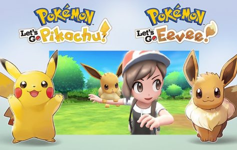 Comparaciones entre Pokemon Let's Go y Pokemon Yellow