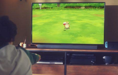Pokemon Let's Go Pikachu y Let's Go Eevee: Se necesitan controles de movimiento